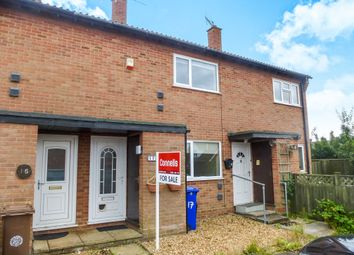 Thumbnail 2 bed terraced house for sale in Roebuck Drive, Lakenheath, Brandon