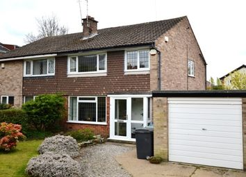 Thumbnail 3 bed semi-detached house to rent in Hawksley Avenue, Chesterfield, Derbyshire