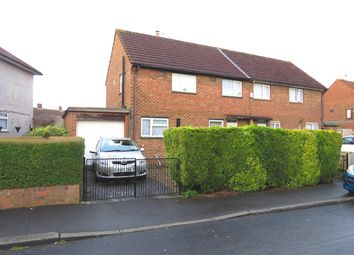 Thumbnail 3 bed semi-detached house to rent in Marbeck Road, Southmead, Bristol