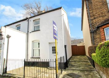 Thumbnail 2 bed semi-detached house for sale in Wellington Road, Orpington, Kent