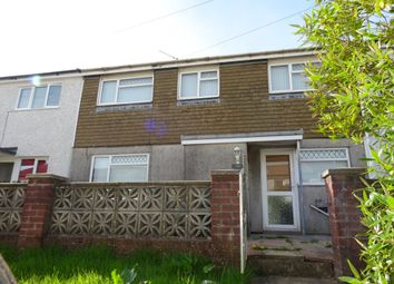 Thumbnail 3 bed terraced house to rent in Hillcrest, Merthyr Tydfil