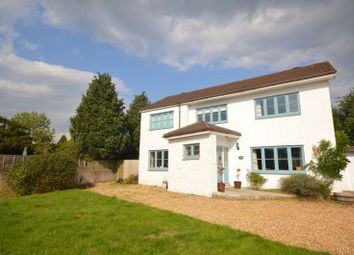 Thumbnail 5 bed detached house to rent in Stoke Hill, Chew Stoke, Bristol