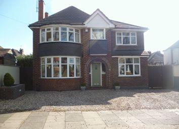 Thumbnail 5 bedroom detached house for sale in Edenhall Road, Quinton, Birmingham