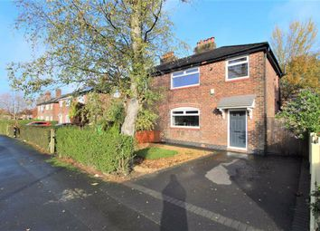 3 bed semi-detached house for sale in Shawbrook Road, Burnage, Manchester M19