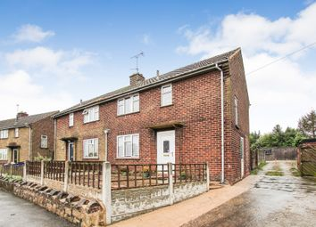 Thumbnail 2 bed semi-detached house for sale in Ash Crescent, Ripley