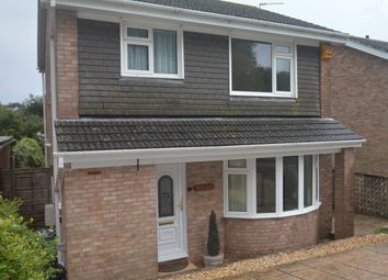 Thumbnail 3 bed detached house to rent in Woodside Drive, Torquay