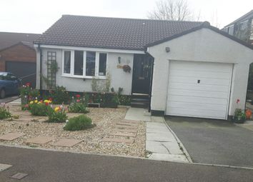Thumbnail 2 bed detached bungalow for sale in Penwithick Park, St Austell, Cornwall