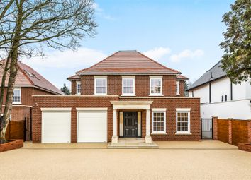 Thumbnail 5 bedroom detached house for sale in Barnet Road, Arkley, Barnet
