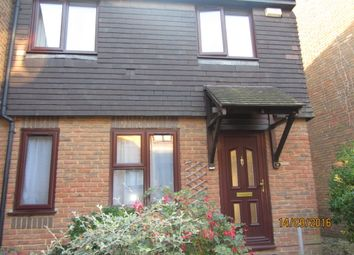 Thumbnail 4 bedroom terraced house to rent in Hawkwood Close, Rochester, Kent