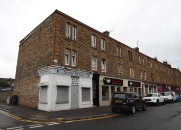 Thumbnail 1 bed flat for sale in 989 Crow Road, Glasgow