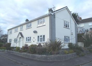 Thumbnail 2 bed flat for sale in Calstock, Cornwall