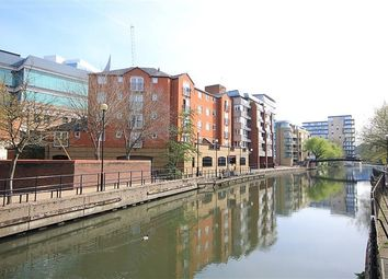 Thumbnail 2 bedroom flat for sale in Mayflower Court, Highbridge Wharf, Reading