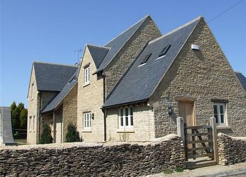 Thumbnail 4 bed detached house to rent in The Street, Crudwell, Malmesbury