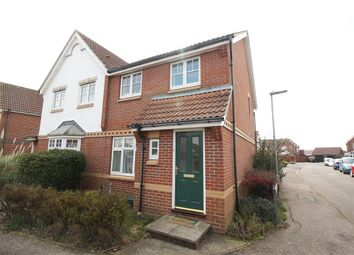 Thumbnail 3 bed semi-detached house for sale in Pitcairn Avenue, Eastbourne