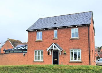 Thumbnail 3 bed detached house for sale in Rookswood Lane, Rockbeare, Exeter