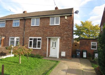 Thumbnail 3 bed semi-detached house for sale in Coronation Road, Stainforth, Doncaster