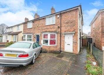 Thumbnail 1 bedroom flat for sale in Upton Road, Stechford, Birmingham