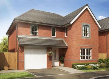 """Thumbnail 4 bedroom detached house for sale in """"Hale"""" at Pye Green Road, Hednesford, Cannock"""