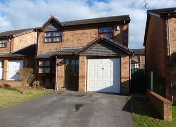 Thumbnail 3 bed property to rent in Newmarket Rise, Wrexham