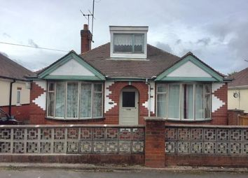 Thumbnail 3 bed bungalow for sale in Meadow Avenue, Newcastle, Staffordshire