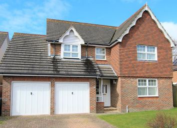 Thumbnail 4 bedroom detached house for sale in Cornflower Way, Southwater, Horsham