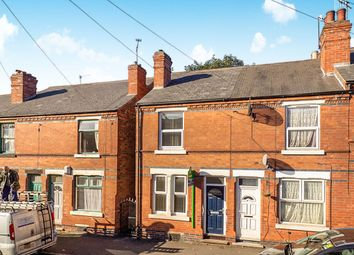 2 bed semi-detached house to rent in Harcourt Road, Nottingham NG7