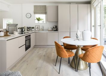 Thumbnail 2 bed link-detached house for sale in Kiln Place, London