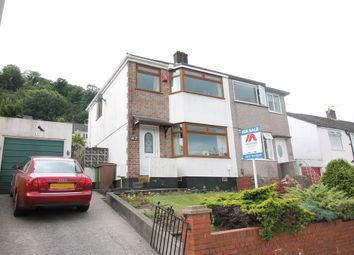 Thumbnail 3 bedroom semi-detached house for sale in Merafield Drive, Plympton, Plymouth