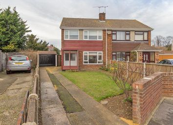 Thumbnail 3 bed semi-detached house to rent in Medway Close, Sittingbourne
