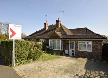 Thumbnail 2 bedroom semi-detached bungalow for sale in Pembury Grove, Bexhill-On-Sea, East Sussex