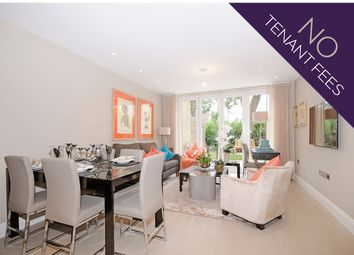 Thumbnail 3 bed town house to rent in Court Close, St. Johns Wood Park, London