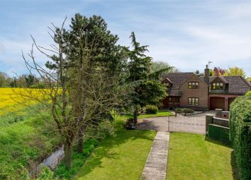 Thumbnail 5 bed detached house for sale in Mythe Lane, Witherley, Atherstone