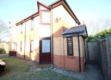 Thumbnail 2 bed property to rent in Crowther Court, Shenley Lodge, Milton Keynes