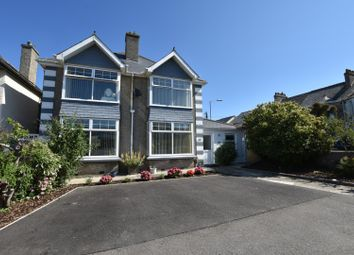 Thumbnail 4 bed detached house for sale in Henver Road, Newquay