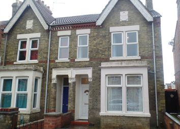 Thumbnail 3 bed property to rent in Dogsthorpe Road, Peterborough