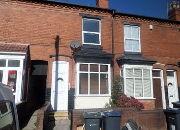 Thumbnail 3 bed terraced house to rent in Gleave Road, Selly Oak