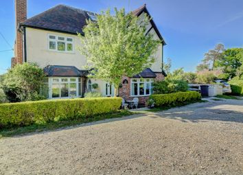 Thumbnail 5 bed country house for sale in Newtown, Newbury