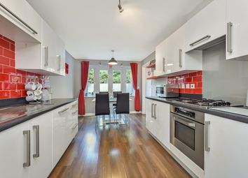 Thumbnail 3 bed town house for sale in Christmas Street, Gillingham, Kent.