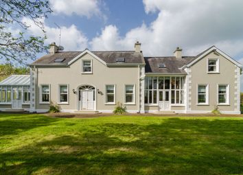 Thumbnail 4 bed detached house for sale in Seven Mile Straight, Crumlin