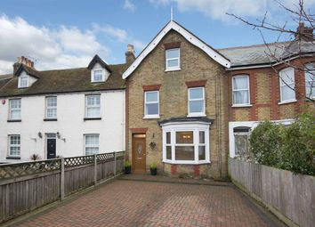 4 bed terraced house for sale in Canterbury Road, Margate CT9