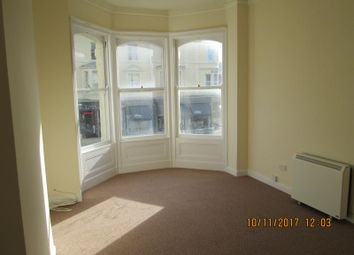 Thumbnail 1 bed flat to rent in 25 Vaughan Street, Llandudno