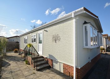 Thumbnail 2 bed mobile/park home for sale in Lotus Drive, Carr Bridge Residential Park, Lancashire