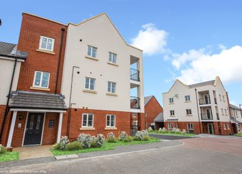 Thumbnail 2 bed flat for sale in Le Marechal Avenue, Bursledon