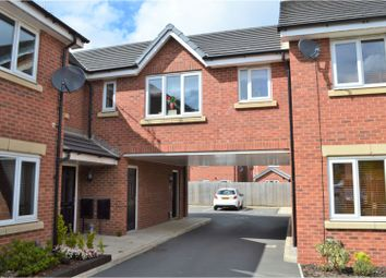Thumbnail 1 bed flat for sale in Cotton Fields, Manchester