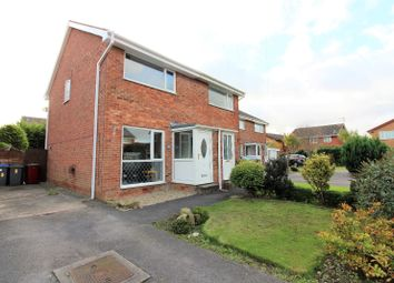 Thumbnail 2 bed semi-detached house for sale in Dalby Close, Cleveleys