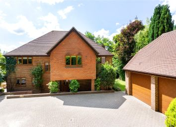 Thumbnail 5 bed detached house for sale in Buffbeards Lane, Haslemere, Surrey