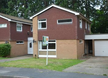 Thumbnail 3 bed link-detached house for sale in Ravenstone Road, Camberley, Surrey