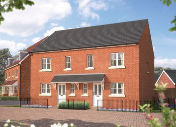 "Thumbnail 3 bedroom property for sale in ""The Southwold"" at Tixall Road, Tixall, Stafford"