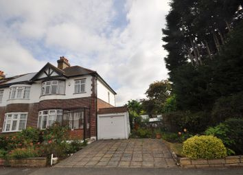 Thumbnail 3 bed end terrace house for sale in Consfield Avenue, New Malden