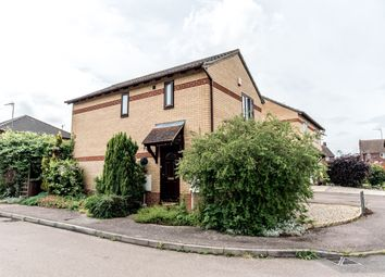 Thumbnail 3 bed detached house for sale in Heron Close, Woodford Halse, Daventry